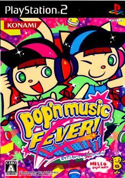 【中古即納】[表紙説明書なし][PS2]ポップンミュージック14 FEVER!(pop'n music 14 フィーバー!)(20070712)