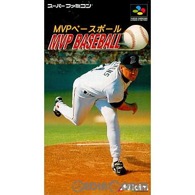 【中古即納】[箱説明書なし][SFC]MVPベースボール(19930827)