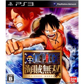 【中古即納】[PS3]ワンピース 海賊無双 通常版(20120301)