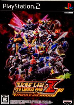 【中古即納】[PS2]スーパーロボット大戦Z スペシャルディスク(20090305)