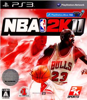 【中古即納】[PS3]NBA 2K11(20101014)