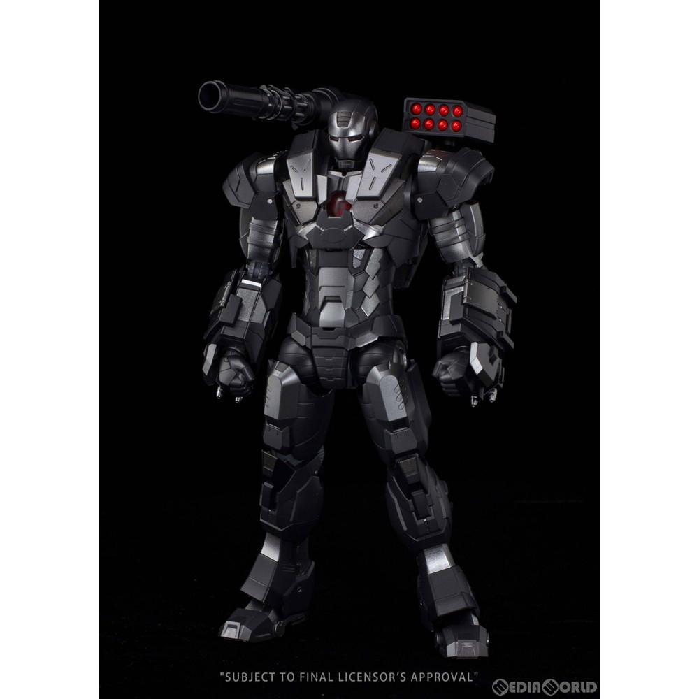 【中古即納】[箱難あり][FIG]RE:EDIT IRON MAN #04 War Machine(ウォーマシーン) アイアンマン 完成品 可動フィギュア 千値練(せんちねる)(20151128)