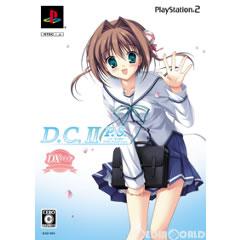 【中古即納】[PS2]D.C.II P.S. 〜ダ・カーポII〜 プラスシチュエーション DXパック(限定版)(20080529)