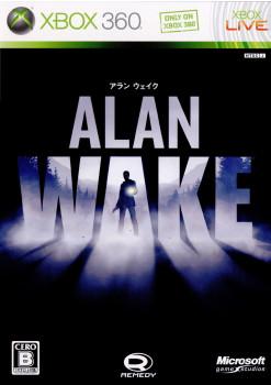 【中古即納】[表紙説明書なし][Xbox360]Alan Wake(アラン ウェイク) 初回限定版(20100527)