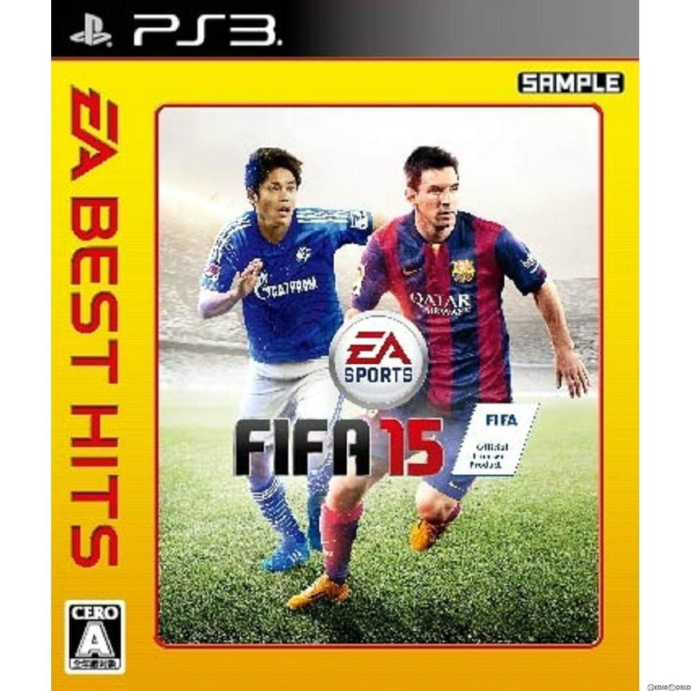 【中古即納】[PS3]EA BEST HITS FIFA 15(BLJM-61285)(20150604)