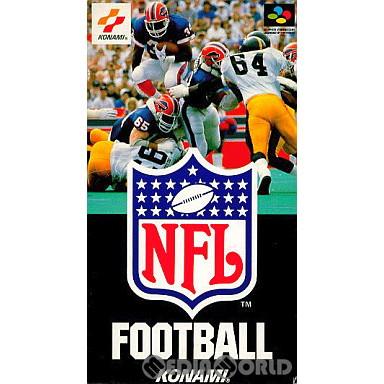 【中古即納】[箱説明書なし][SFC]NFLフットボール(19930917)