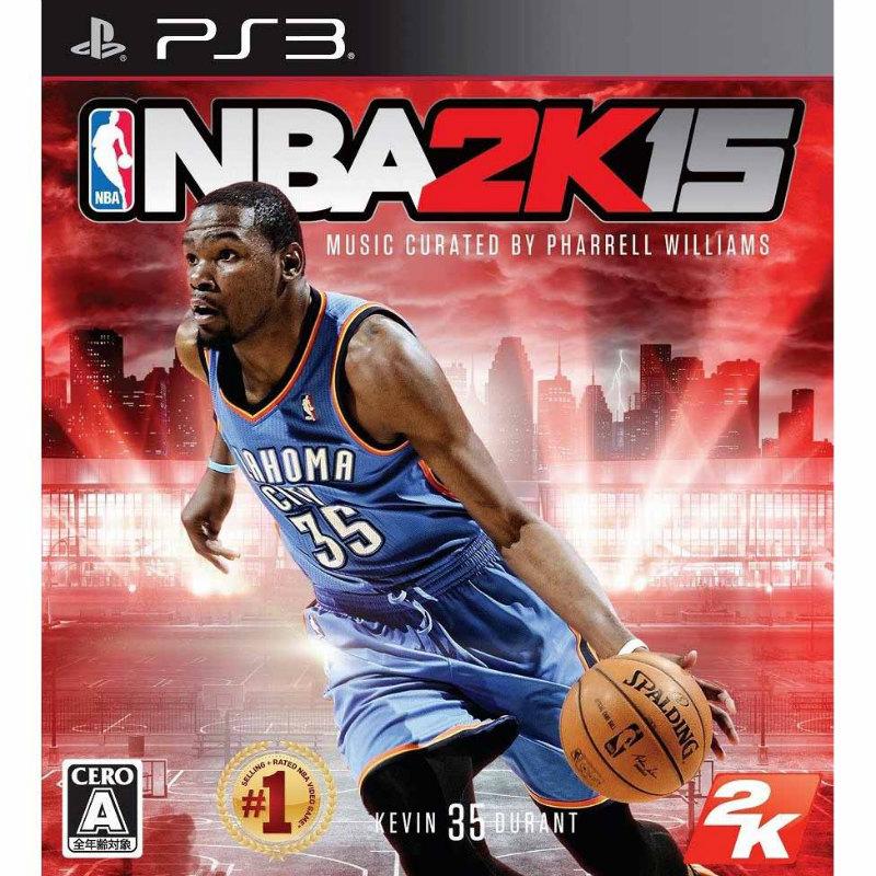 【中古即納】[PS3]NBA 2K15(20141127)