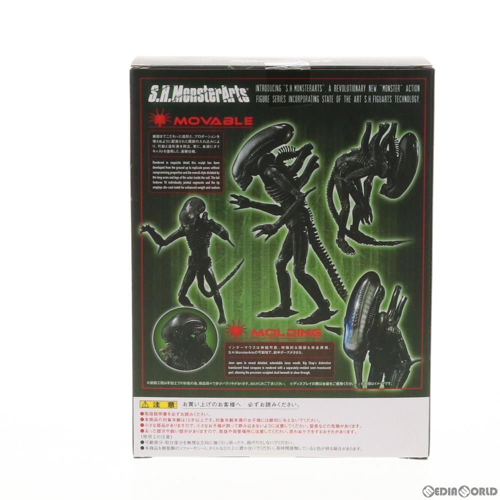【中古即納】[FIG]S.H.MonsterArts(モンスターアーツ) エイリアン ビッグチャップ 完成品 可動フィギュア バンダイ(20140531)