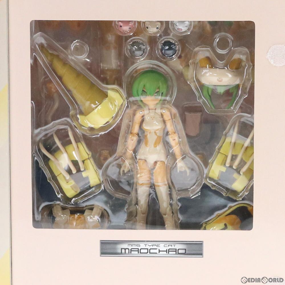 【中古即納】[FIG]武装神姫(ぶそうしんき) 猫型MMS マオチャオ 完成品 可動フィギュア(CR008) コナミデジタルエンタテインメント(20060928)
