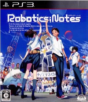 【中古即納】[PS3]ROBOTICS;NOTES(ロボティクス・ノーツ) 通常版(20120628)