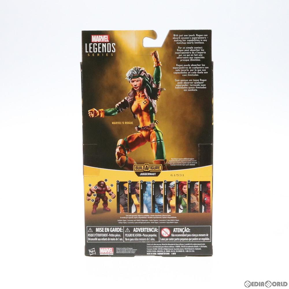 【中古即納】[未開封][FIG]6インチ「レジェンド」 X-MEN(エックスメン) シリーズ1.0 #05 ローグ マーベル・コミック アクションフィギュア ハズブロ(20160726)