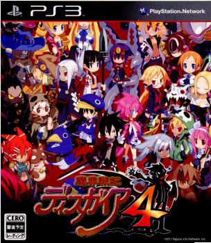 【中古即納】[PS3]魔界戦記ディスガイア4(20110224)