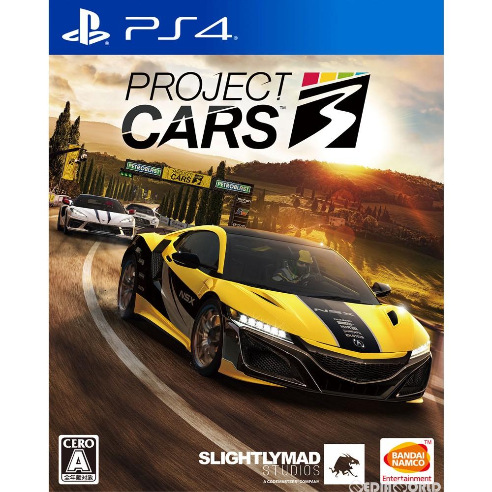 【新品】【お取り寄せ】[PS4]PROJECT CARS 3(プロジェクトカーズ3)(20200910)
