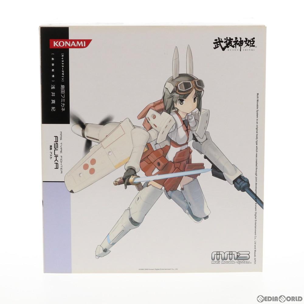 【中古即納】[FIG]武装神姫(ぶそうしんき) 飛鳥(あすか) 完成品 可動フィギュア(CR095) コナミデジタルエンタテインメント(20080405)