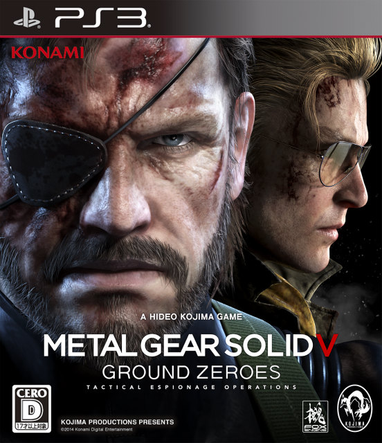 【中古即納】[PS3]METAL GEAR SOLID V: GROUND ZEROES(メタルギアソリッド5 グラウンド・ゼロズ)(20140320)