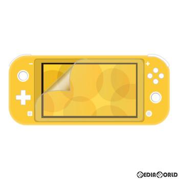 【新品即納】[ACC][Switch]Switch Lite用(スイッチライト用) 抗菌フィルム アローン(ALG-NSMABF)(20200610)