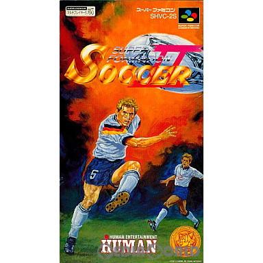 【中古即納】[箱説明書なし][SFC]スーパーフォーメーションサッカー2(Super Formation Soccer II)(19930611)