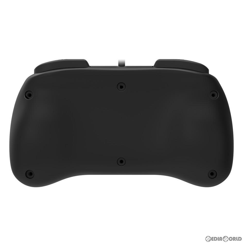 【新品即納】[ACC][Switch]ホリパッドミニ for Nintendo Switch(ニンテンドースイッチ) サイクロンブルー 任天堂ライセンス商品 HORI(NSW-245)(20200709)
