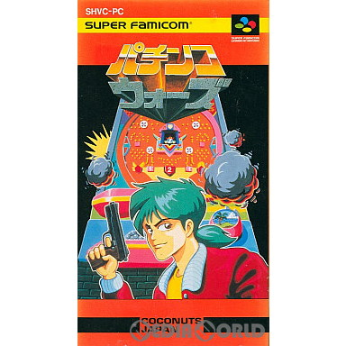 【中古即納】[SFC]パチンコウォーズ(19920717)