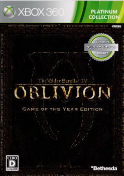 【中古即納】[Xbox360]The Elder Scrolls IV(ジ エルダー スクロールズ4): オブリビオン Game of the Year Edition プラチナコレクション(J3C-00005)(20120426)