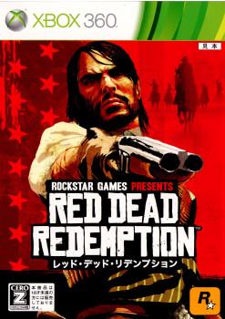 【中古即納】[Xbox360]レッド・デッド・リデンプション(Red Dead Redemption)(20101007)