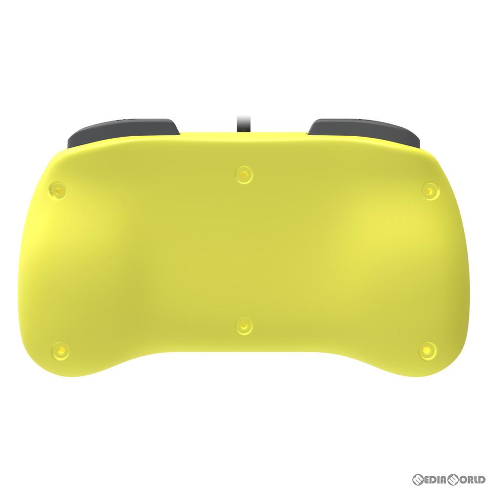 【新品即納】[ACC][Switch]ホリパッドミニ for Nintendo Switch(ニンテンドースイッチ) ピカチュウ 任天堂ライセンス商品 HORI(NSW-278)(20200709)