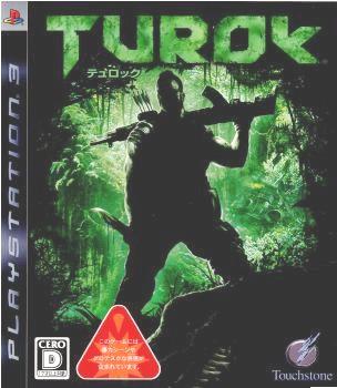 【中古即納】[PS3]TUROK(テュロック)(20080529)