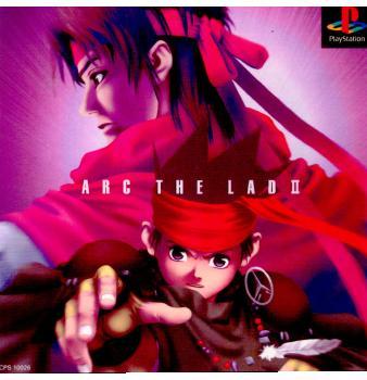 【中古即納】[表紙説明書なし][PS]アークザラッドII(Arc The Lad 2)(19961101)