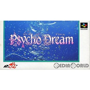 【中古即納】[SFC]PSYCHO DREAM(サイコドリーム)(19921211)