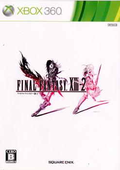 【中古即納】[Xbox360]ファイナルファンタジーXIII-2(FINAL FANTASY 13-2 / FF13-2)(20111215)