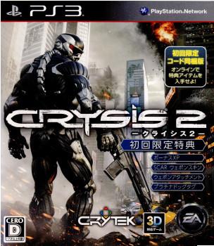【中古即納】[PS3]クライシス2(Crysis 2)(20110331)