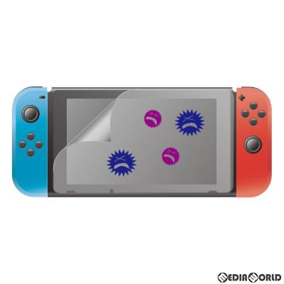 【新品】【お取り寄せ】[ACC][Switch]Switch用(スイッチ用) 抗菌フィルム アローン(ALG-NSABF)(20200610)