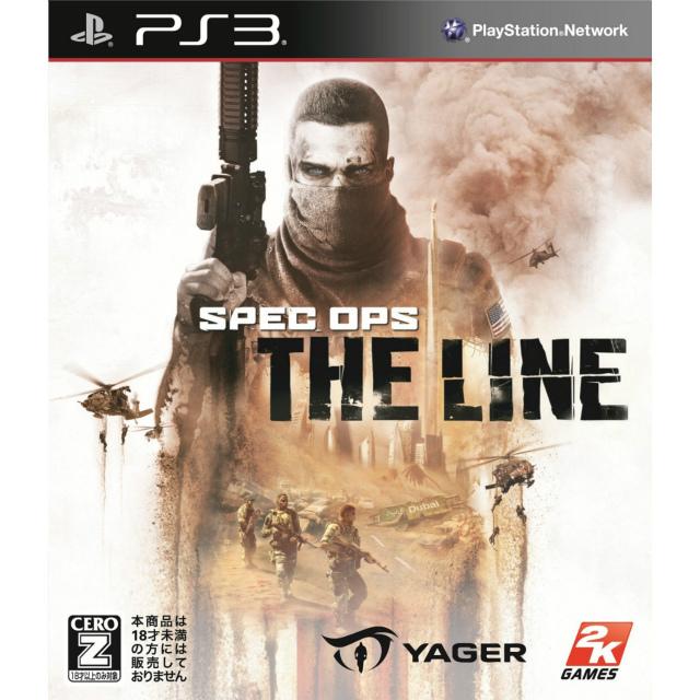 【中古即納】[PS3]スペックオプス ザ・ライン(Spec Ops The Line)(20120830)