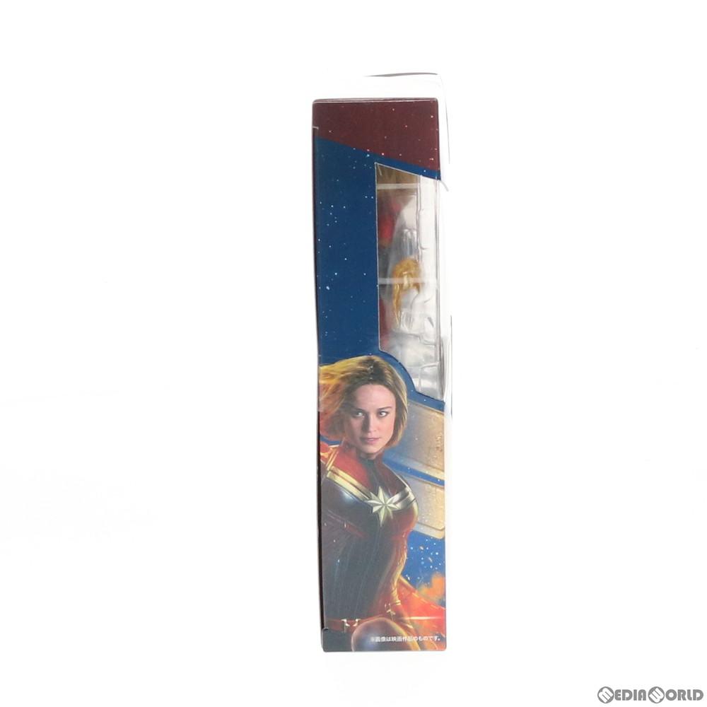 【中古即納】[未開封][FIG]S.H.Figuarts(フィギュアーツ) キャプテン・マーベル 完成品 可動フィギュア バンダイスピリッツ(20190330)
