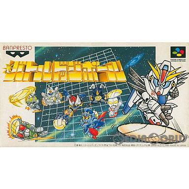 【中古即納】[箱説明書なし][SFC]バトルドッジボール(19910720)
