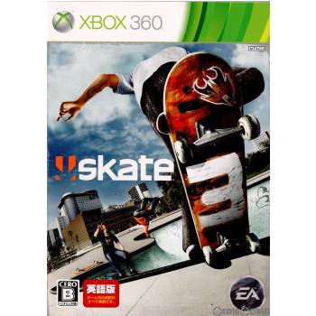 【中古即納】[表紙説明書なし][Xbox360]スケート3(skate)(20101223)