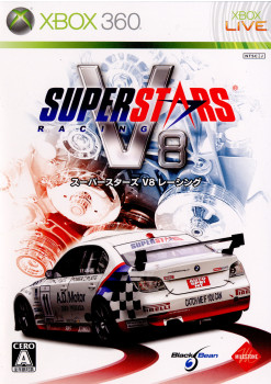 【中古即納】[Xbox360]Superstars V8 Racing(スーパースターズ V8 レーシング)(20100422)