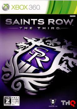【中古即納】[Xbox360]セインツロウ ザ・サード(Saints Row The Third)(20111117)