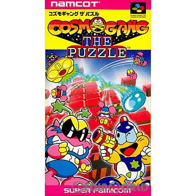 【中古即納】[SFC]コズモギャング ザ パズル(19930226)