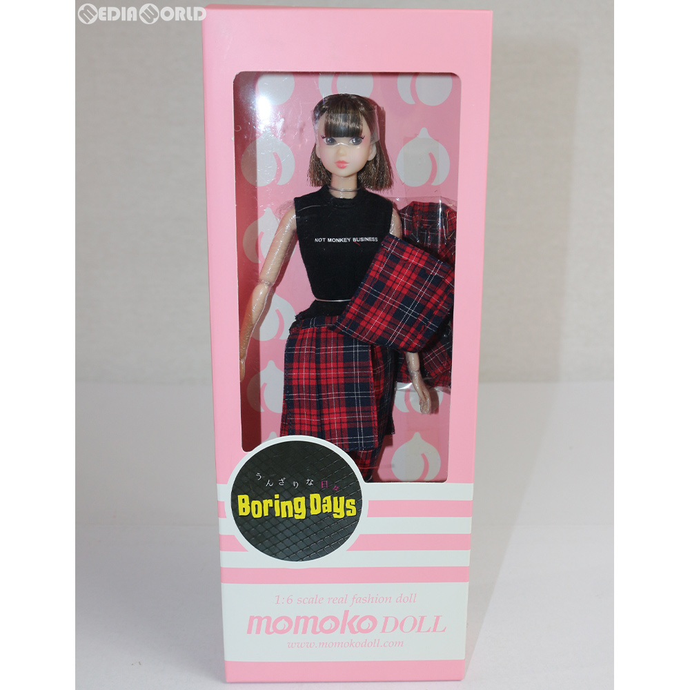 【中古即納】[FIG]momoko DOLL(モモコドール) うんざりな日々/Boring Days 1/6 完成品 ドール(218653) セキグチ(20190303)