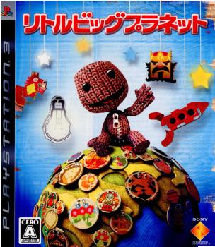 【中古即納】[PS3]リトルビッグプラネット(Little Big Planet)(20081030)