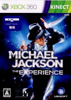 【中古即納】[Xbox360]マイケル・ジャクソン ザ・エクスペリエンス Kinect(キネクト)専用(20111208)