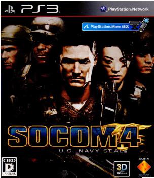 【中古即納】[PS3]SOCOM 4: U.S. Navy SEALs(ソーコム:4 U.S.ネイビーシールズ)(20110421)