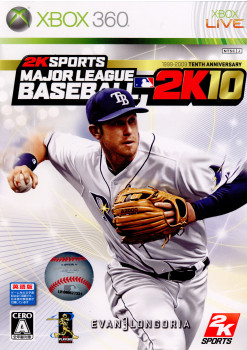 【中古即納】[Xbox360]MLB 2K10(20100812)