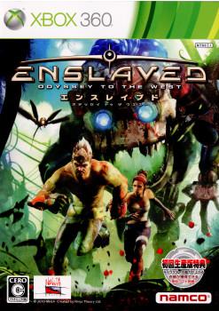 【中古即納】[Xbox360]ENSLAVED ODYSSEY TO THE WEST(エンスレイブド オデッセイ トゥ ザ ウェスト)(20101007)