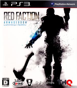 【中古即納】[PS3]レッドファクション:アルマゲドン(Red Faction: Armageddon)(20110609)