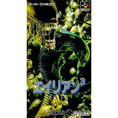 【中古即納】[SFC]エイリアン3(Alien 3)(19930709)