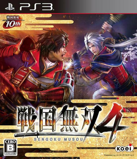 【中古即納】[PS3]戦国無双4 通常版(20140320)