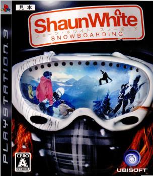 【中古即納】[表紙説明書なし][PS3]ショーン・ホワイト スノーボード(Shaun White SNOWBOARDING)(20090205)