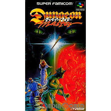 【中古即納】[箱説明書なし][SFC]ダンジョンマスター(Dungeon Master)(19911220)